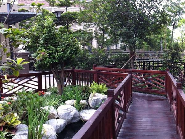 别墅景观设计