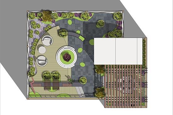 屋顶花园设计怎么做?屋顶花园设计注意事项
