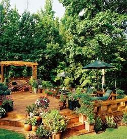 别墅庭园设计几大要素必知