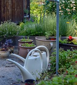 乡村住宅花园景观设计案例