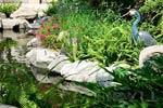 地中海式别墅花园
